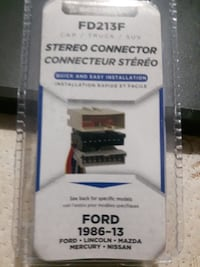 Stereo connector Calgary, T2M 2L9