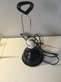 black and white table lamp Calgary, T3B 3P3