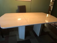 Dining table in good condition 81L by 41 w New York, 10456