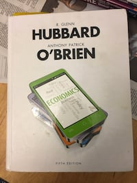 Hubbard Into to Economics Book Arlington, 22204