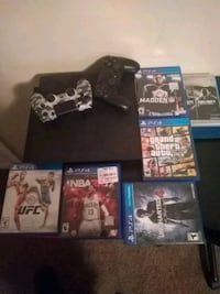 Ps4..2controlers..3games Augusta, 30906
