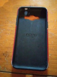 black and red Incipio smartphone case Durand, 61024