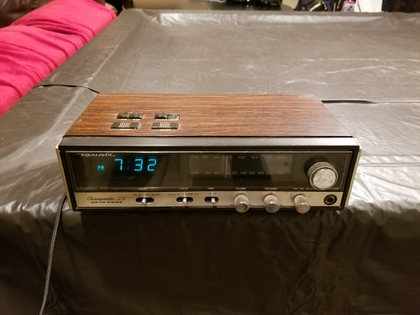 """Vintage """"Realistic"""" from Radio Shack"""