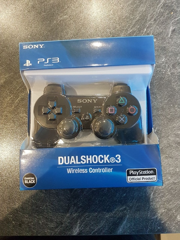 Schwarz Sony PS4 Dualshock 4 Wireless Controller
