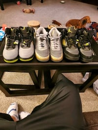 Bundle of Jordan's! Size 13's all of them. Used Vancouver, 98660