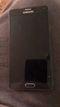 black Samsung Galaxy Android smartphone Dumfries, 22026