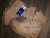 brown Bates tactical boots Sacramento, 95825