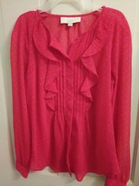 Sheer Blouse from Ann Taylor Loft Hagerstown, 21740