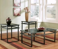 Ashley 3pc coffee table set  West Springfield, 22152