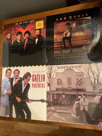 4 Nice Legendary Country Western Albums (FACTORY SEALED) - REDUCED Baltimore, 21205