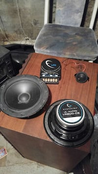 "JL Audio 6.5"" component speakers. Winnipeg, R2L 0K4"