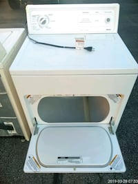 white front load clothes dryer Silver Spring, 20906