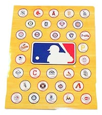 Authentic MLB and NFL Pocket Folders Silver Spring, 20902