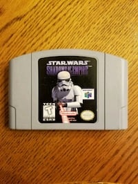 Star Wars Shadow of the Empire for Nintendo 64 Milford, 18337