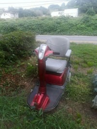 red and black mobility scooter Capitol Heights, 20743