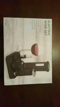 Brand New Electric Wine Opener Arlington, 22202