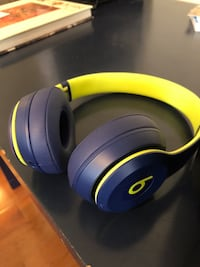 Beats Solo 3's. Brand New. Only used 3-4 times. They don't fit my head correctly which is the only reason I'm selling. All cables still packed in original box. New Blue/Green Pop color. Columbia, 29205