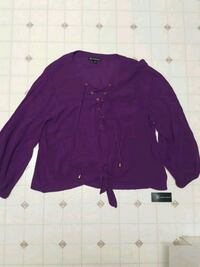 Relaxed Blouse I.N.C. International Concepts (size XL) Kitchener, N2P 2A6