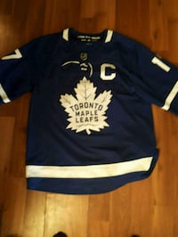 Signed Wendell Clark Jersey