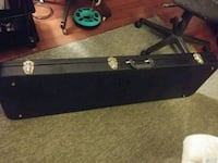 BASE/ELECTRIC GUITAR CASE