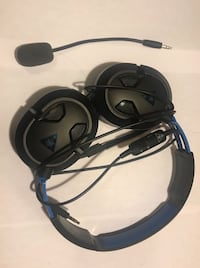 Headset for Xbox one, PlayStation 4 and PC with 3.5mm jack Springfield, 22152