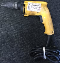 Dewalt 5300 RPM high speed variable speed reversible drywall gun Lindenhurst, 11757