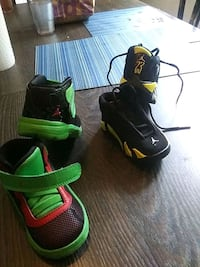 Shoes size 5 c an 7c both for 50 Rockford, 61102