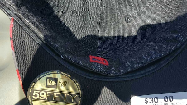 3ff1d6cc8d451 Used Brand New. New Era New Orleans Pelicans Fitted Hat for sale in Union -  letgo