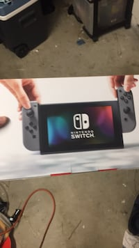 Nintendo switch ( black and grey) Aliso Viejo, 92656