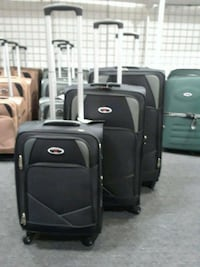two black soft-side luggage Commerce, 90040