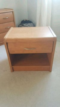 1 Drawer Night Stand  Edmonton, T6V 1L4