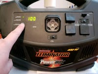 Motomaster Eliminator power pack and jumper Richmond, V6W 1B7