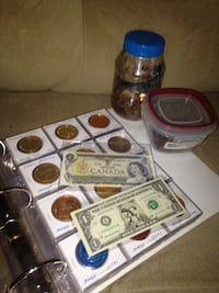 Coin collection. OBO