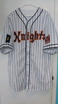 New York Knights Roy Hobbs #9 Jersey