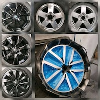 Mobile Wheel Refinishing