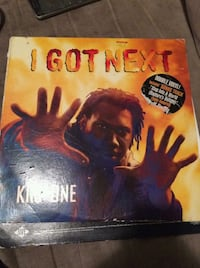 Mint KRS-ONE RECORD I GOT NEXT  Chatham-Kent, N7M 1X2