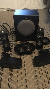 black Sony home theater system Markham, L3R 4W4