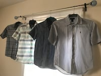 Boys shirts perfect for spring