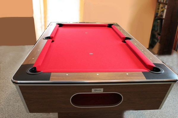 Used Foot Wolverine Pool Table For Sale In Howell Letgo - 6 1 2 foot pool table