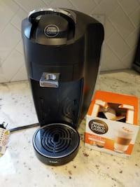 black nescafe dolce gusto coffeemaker Mississauga