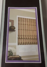 NIB Two cordless roman shades window blinds.  I will sell separately .nice natural colors. Bloomfield, 48304