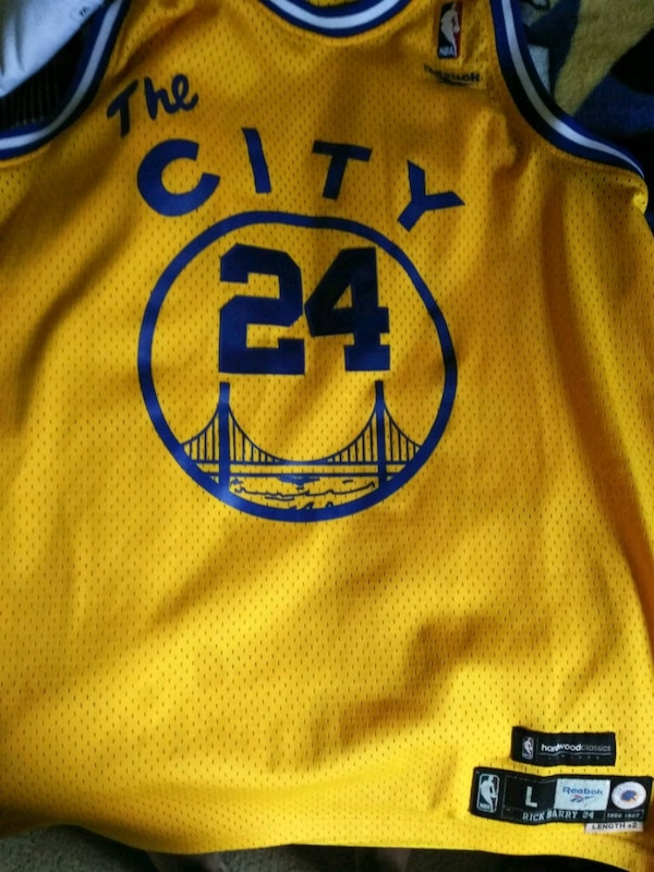9674f9aa Vintage warriors Jersey. InicioDeporte y Ocio San JoseVintage warriors  Jersey usado en venta ...