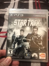 Star Trek (sealed) PS3  Brampton, L6V 3W6