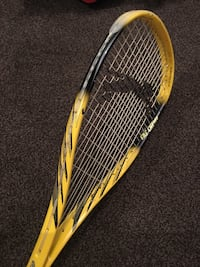Yellow and black tennis racket Bradford, BD9