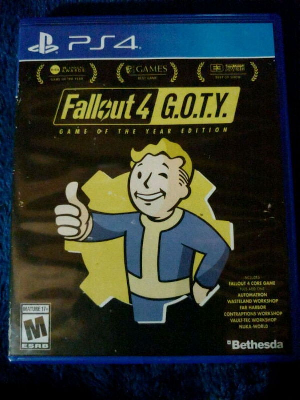 Fallout 4 Game of the Year Edition  497840f5-2101-47d0-97a3-7defbac8ef8f