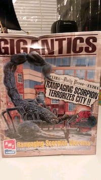 GIGANTICS SCORPION  Germantown, 20874