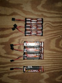 7 CELL NiMH RC BATTERIES for RC