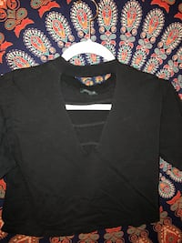 black crew-neck shirt Cathedral City, 92234