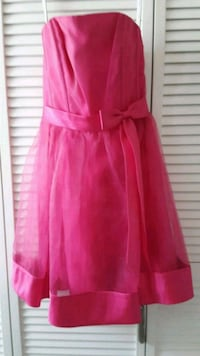 women's pink sleeveless dress Miami, 33193