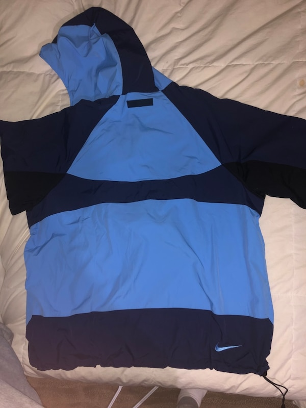 Nike windbreaker jacket Size XL 1